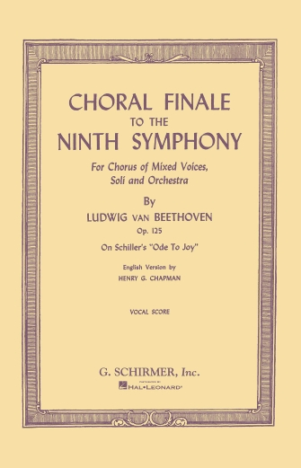 Product Cover for Choral Finale to the Ninth Symphony