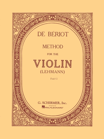 Product Cover for Method for Violin – Part 1