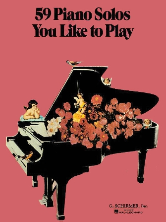 Product Cover for 59 Piano Solos You Like to Play