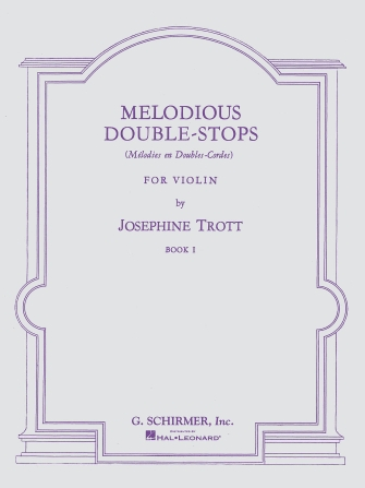 Product Cover for Melodious Double-Stops – Book 1