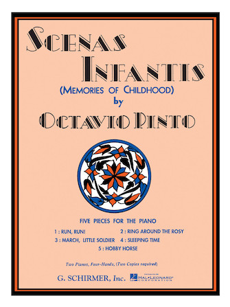 Product Cover for Scenas Infantis (Memories of Childhood)