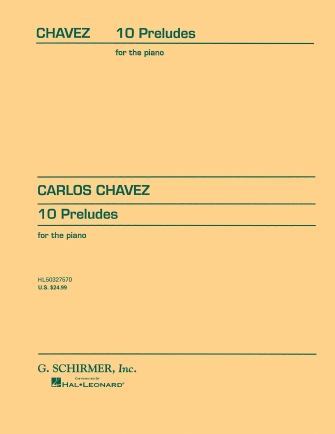 Product Cover for 10 Preludes