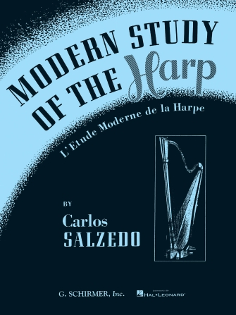 Product Cover for Modern Study of the Harp (L'Etude Moderne de la Harpe)