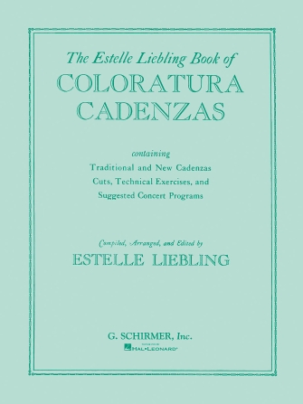 Product Cover for Coloratura Cadenzas