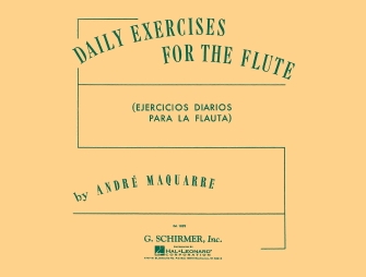 Product Cover for Daily Exercises for Flute