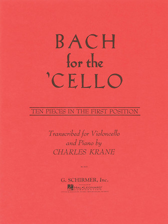 Product Cover for Bach for the Cello