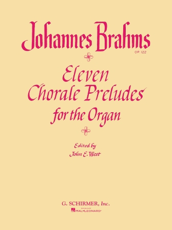 Product Cover for 11 Chorale Preludes