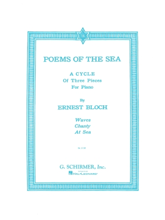 Product Cover for Poems of the Sea