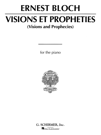 Product Cover for Visions et Propheties