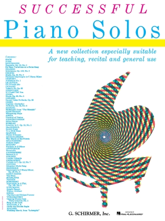 Product Cover for Successful Piano Solos