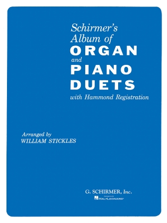 Product Cover for Schirmer's Organ and Piano Duets