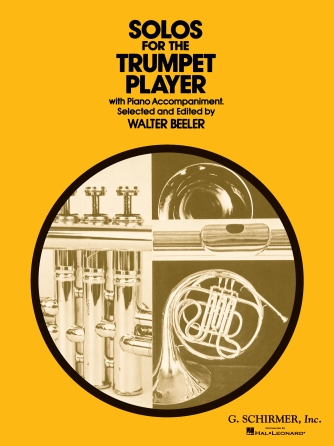 Product Cover for Solos for the Trumpet Player