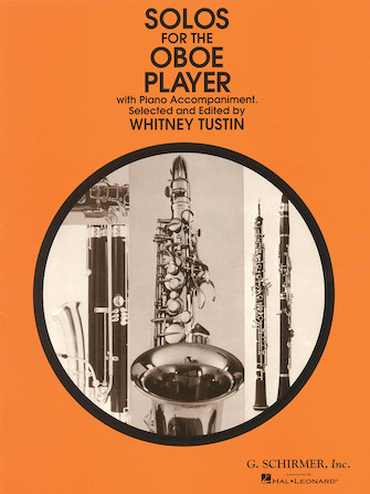 Product Cover for Solos for the Oboe Player