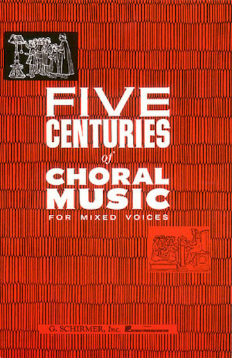 Product Cover for Five Centuries of Choral Music for Mixed Voices