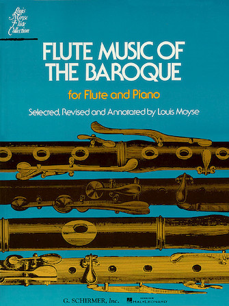 Product Cover for Flute Music of the Baroque Era