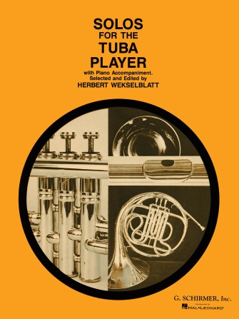 Product Cover for Solos for the Tuba Player