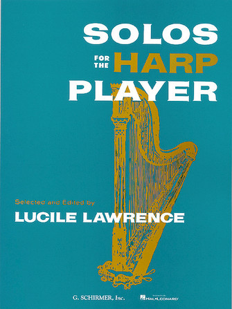 Product Cover for Solos for the Harp Player