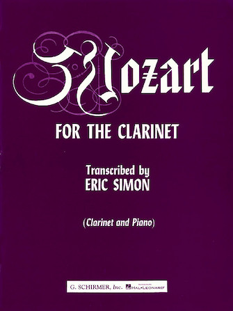 Product Cover for Mozart for the Clarinet
