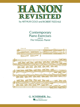 Product Cover for Hanon Revisited: Contemporary Piano Exercises