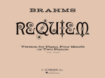 Product Cover for Requiem, Op. 45