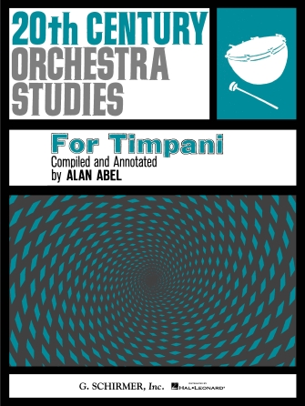 Product Cover for Twentieth Century Orchestra Studies for Timpani