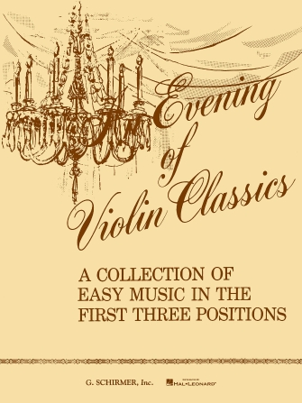 Product Cover for An Evening of Violin Classics