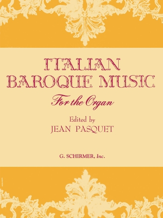 Product Cover for Italian Baroque Music