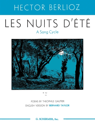 Product Cover for Les nuits d'été