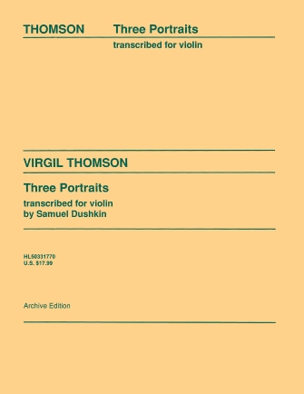 Product Cover for 3 Portraits