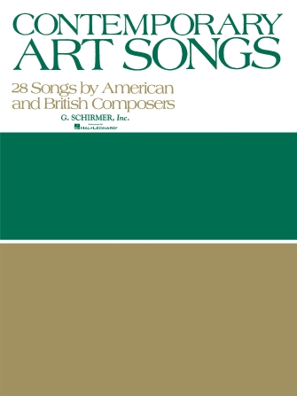 Product Cover for Contemporary Art Songs: 28 by British and American Composers