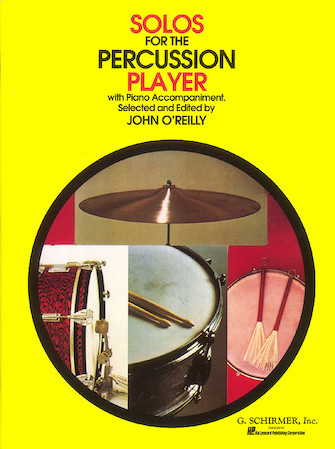 Product Cover for Solos for the Percussion Player
