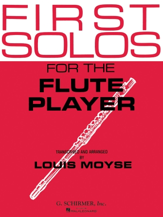 Product Cover for First Solos for the Flute Player
