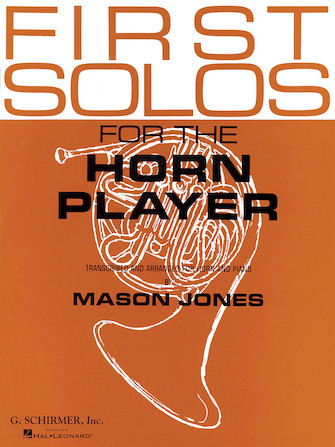Product Cover for First Solos for the Horn Player