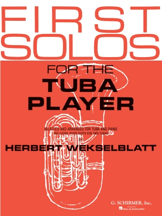 Product Cover for First Solos for the Tuba Player