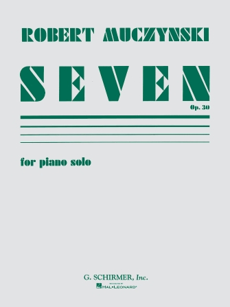 Product Cover for Seven, Op. 30