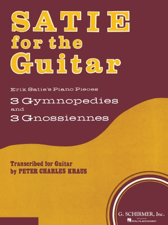 Product Cover for Satie for the Guitar