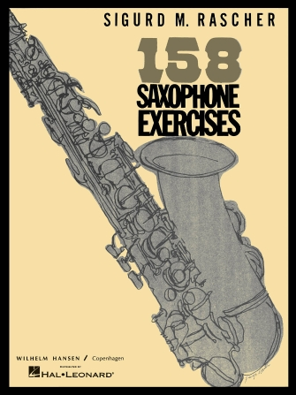 Product Cover for 158 Saxophone Exercises