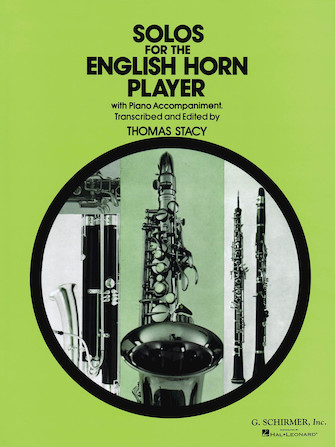 Product Cover for Solos for the English Horn Player