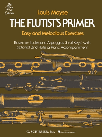 Product Cover for The Flutist's Primer