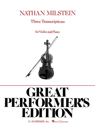 Product Cover for 3 Transcriptions