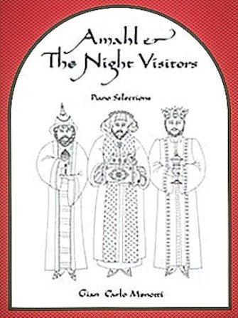Product Cover for Amahl and the Night Visitors