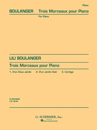 Product Cover for 3 Morceaux
