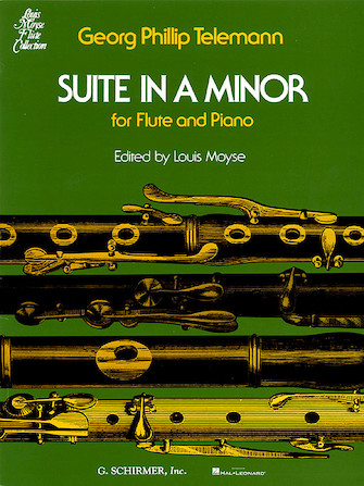 Product Cover for Suite in A Minor
