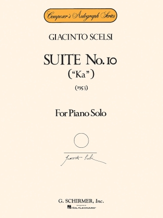 Product Cover for Suite No. 10 (1953)
