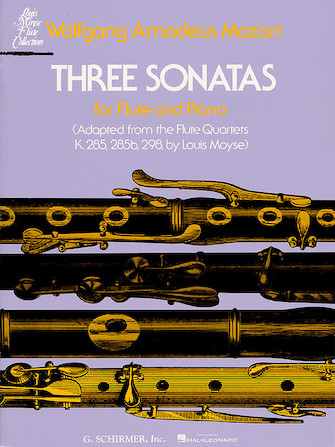 Product Cover for Three Sonatas