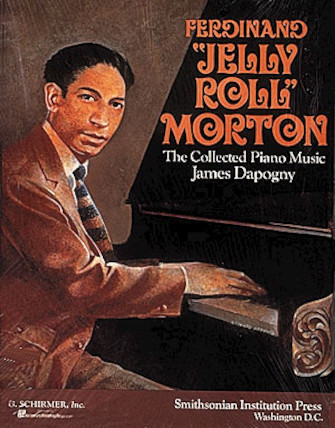 "Product Cover for Ferdinand ""Jelly Roll"" Morton: The Collected Piano Music"
