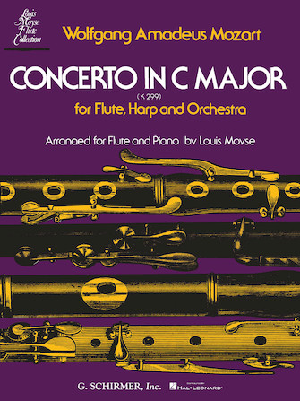 Product Cover for Concerto in C Major, K. 299