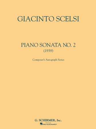 Product Cover for Sonata No. 2 (1939)