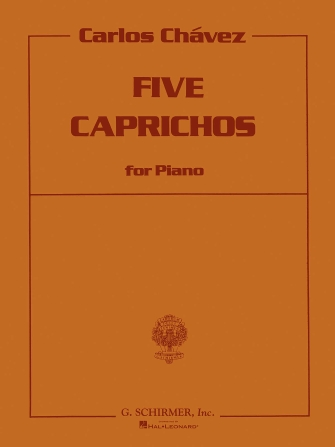 Product Cover for 5 Capriches