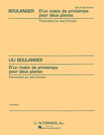 Product Cover for D'Un Matin Du Printemps (set)